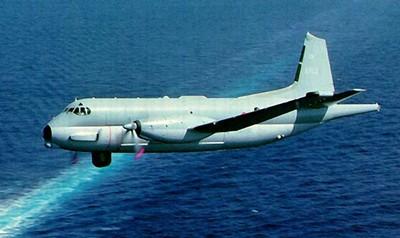 """组织早期的""""大西洋""""atl1反潜飞机的基础上发展的远程海上巡逻反潜机"""