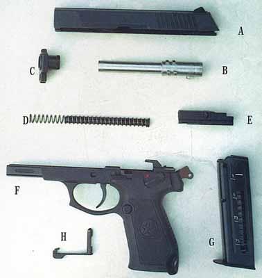 改b?9?y`f??,z)?h?_分解国产最新型qsz92式9×19mm自动手枪结构